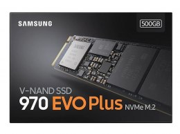 Samsung SSD 970 Evo Plus 500GB