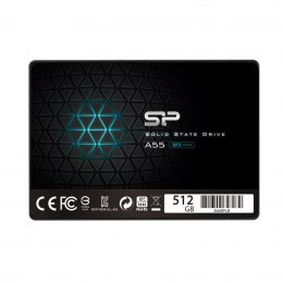 "SILICON POWER SSD A55 512GB 2.5"" SATAIII 6Gb/s"