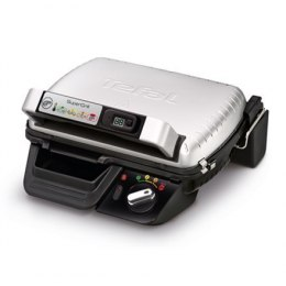 TEFAL SuperGrill Timer Multipurpose grill GC451B12 Inox, 2000 W, 30 x 20 cm, Electric