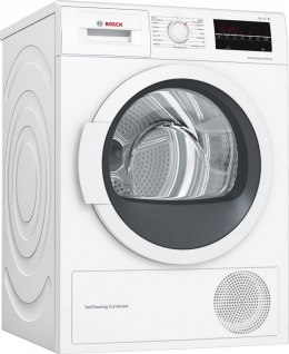 Bosch Dryer Machine WTW85L48SN Condensed, Condensation, 8 kg, Energy efficiency class A++, Number of programs 9, Self-cleaning,