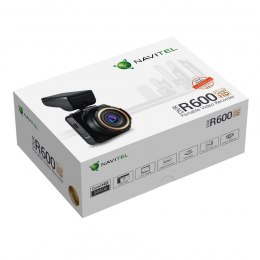 Navitel R600 QUAD HD Audio recorder, Movement detection technology, Mini USB, Built-in display