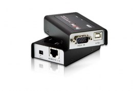 Aten USB VGA Cat 5 Mini KVM Extender (1280 x 1024@100m)