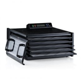 Food Dehydrator Excalibur 4548CDFB Black, 400 W, Number of trays 5, Temperature control, Integrated timer
