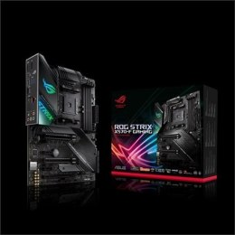 Asus ROG STRIX X570-F GAMING Processor family AMD, Processor socket AM4, DDR4, Memory slots 4, Number of SATA connectors 8, Chip