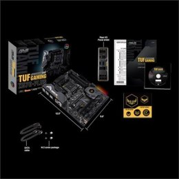 Asus TUF GAMING X570-PLUS Processor family AMD, Processor socket AM4, DDR4, Memory slots 4, Number of SATA connectors 8, Chipset