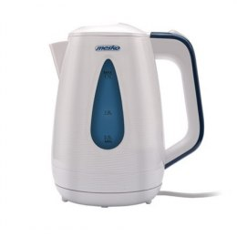 Mesko MS 1261 Kettle, Electric, Power 2200 W, Capacity 1.7 L, Plastic, White