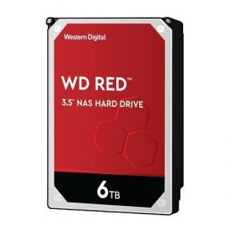 Western Digital NAS Hard Drive WD Red 5400 RPM, 6000 GB