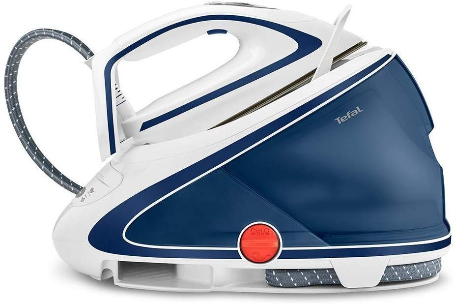 TEFAL Pressure Steam Generator Iron GV9570 Deep dive blue, 2600 W, 1.9 L, 7.8 bar, Auto power off