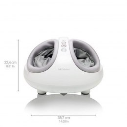 Medisana Shiatsu Foot Massager FM 888 Heat function, White
