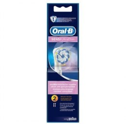 Oral-B Sensitive EB60-2 Warranty 24 month(s), Number of brush heads included 2