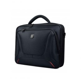 "Port Designs Courchevel Fits up to size 15.6 "", Black, Shoulder strap, Messenger - Briefcase"
