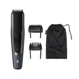 Philips Beard Trimmer BT5502/15 Cordless, Step precise 0.2 mm, 40 fixed length settings, Black