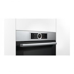 Bosch Oven HBG632BS1 Multifunction, 71 L, Stainless steel, Rotary and electronic, Height 60 cm, Width 60 cm