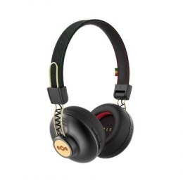 Marley Positive Vibration BT, On-Ear, Wireless, Microphone, Rasta