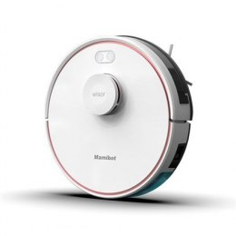 Mamibot Vacuum cleaner EXVAC880 Robot, 55-110 min, 0.6 L, 55 dB, Wet & Dry, White, Lithium Ion