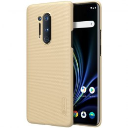 Nillkin Super Frosted Shield - Etui OnePlus 8 Pro (Golden)