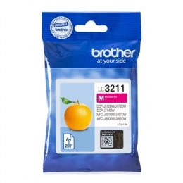 Brother LC3211M Inkjet cartridge, Magenta