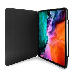 "PURO Zeta Pro - Etui iPad Air 4 10.9"" (2020) / iPad Pro 11"" (2020 / 2018) w/Magnet & Stand up + uchwyt Apple Pencil (czarny)"