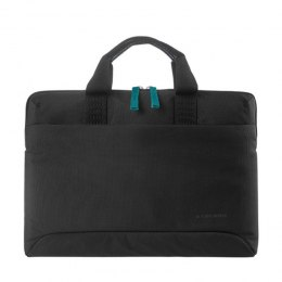"Tucano Smilza Super Slim Bag - Torba MacBook Air / Pro 13"" / Notebook 13"" / 14"" (czarny)"