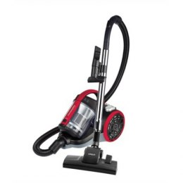 Polti Vacuum cleaner Forzaspira C110_Plus 800 W, Bagless, 80 dB, Balck/Red