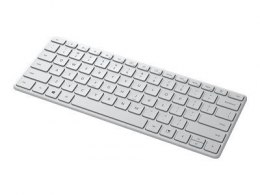 Microsoft Keyboard and Mouse BG/YX BLUETOOTH COMPACT Standard, Wireless, Keyboard layout EN, Glacier, Bluetooth, Wireless connec