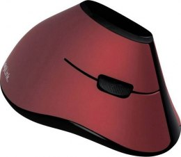 Logilink Ergonomic Vertical Mouse ID0159 Wireless, Red