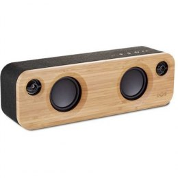 Marley Get Together Mini Speaker, Portable, Bluetooth, Black