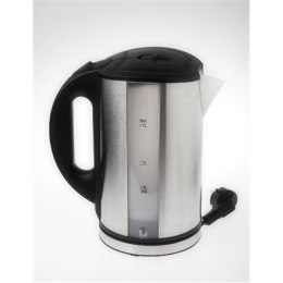 Adler Kettle AD 1216 Standard, Stainless steel, Stainless steel, 2000 W, 360° rotational base, 1.7 L
