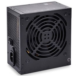 "Deepcool Nova"" series PSU 80PLUS EU, up to +85% efficiency , Single +12V Rail 500 W, on +12V: 38A; 456 W"