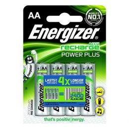 Energizer AA/HR6, 2000 mAh, Rechargeable Accu Power Plus Ni-MH, 4 pc(s)