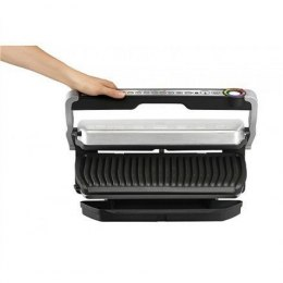 TEFAL Optigrill + XL GC722D34 Stainless Steel/Black, 2000 W, 40 x 20 cm