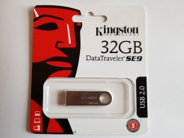 Kingston Pamięć DataTraveler SE9 32GB USB 2.0