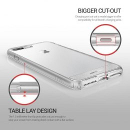 Obliq Naked Shield - Etui iPhone 8 Plus / 7 Plus (Clear)