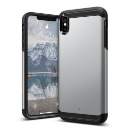 Caseology Legion Case - Etui iPhone Xs Max (Silver)