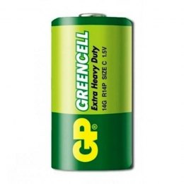 GP Greencell Extra Heavy Duty - Bateria C R14 1.5 V (2 szt.)