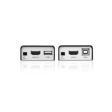 Image of Aten HDMI/USB Cat 5 Extender (1080p@40m)