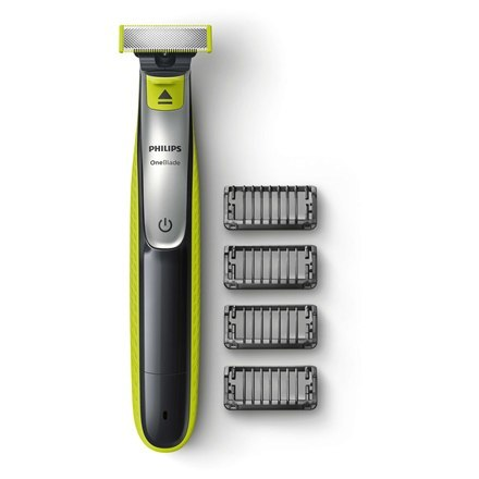 Philips OneBlade Shaver and styler QP2530/20 Warranty 24 month(s), Wet use, Rechargeable, Charging time 4 h, Long lasting Li-Ion