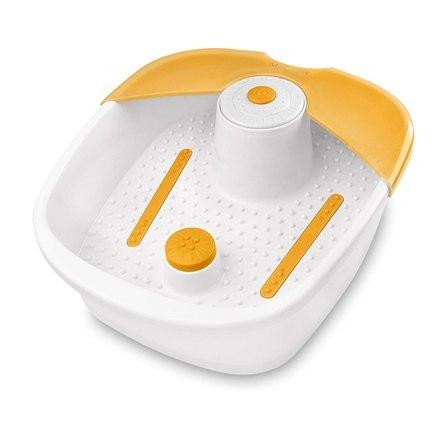 Medisana Foot spa FS 881 White, Includes massage attachement