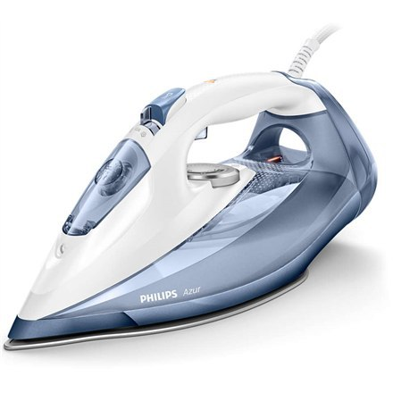 Philips Iron Azur GC4902/20 Steam Iron, 2800 W, Water tank capacity 300 ml, Continuous steam 50 g/min, Steam boost performance 2
