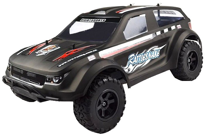 Image of Coyote EBD 2.4GHz RTR 1:10 4WD - R0188