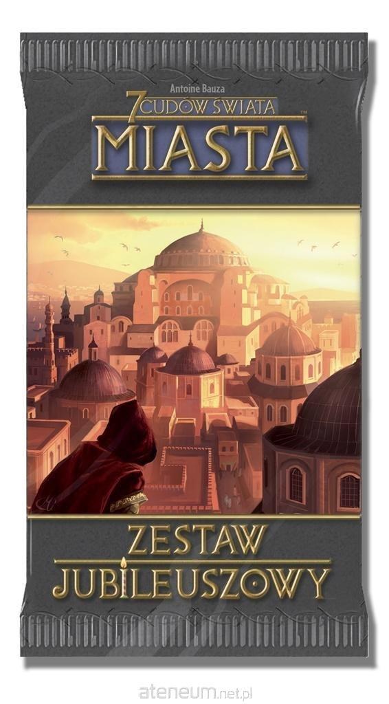Image of 7 CUDÓW ŚWIATA: ZESTAW JUBILEUSZOWY MIASTA REBEL
