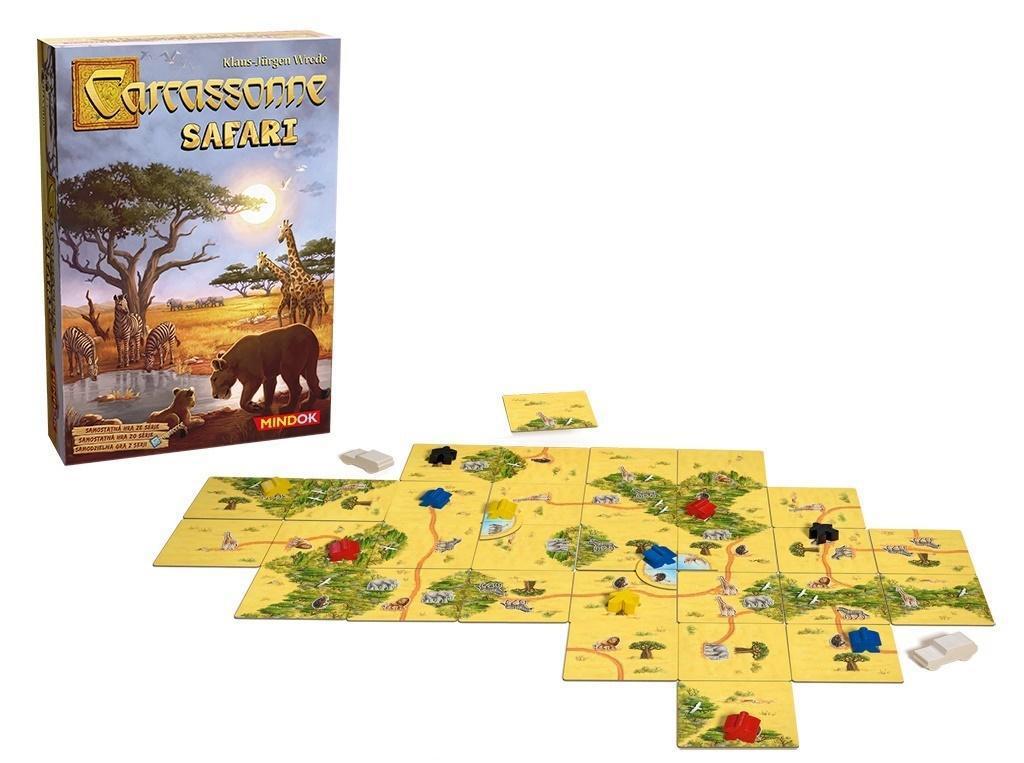 Image of Carcassonne - Safari