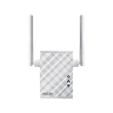 Image of Asus Repeater/Extender/Access Point/Bridge RP-N12 Wi-Fi, 802.11n, 2.4 GHz, 1, 300 Mbit/s