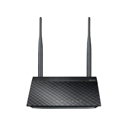 Asus Wireless-N300 Router RT-N12E 10/100 Mbit/s, Ethernet LAN (RJ-45) ports 4, 2.4GHz, Wi-Fi standards 802.11n, Antenna type Ext